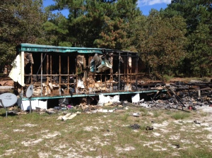 Link to FayObserver story - Sampson County Fire